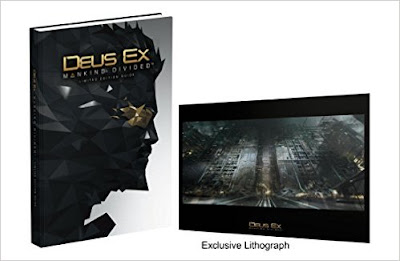 Deus Ex: Mankind Divided - Limited Edition Guide PDF
