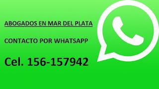 abogado whatsapp mar del plata