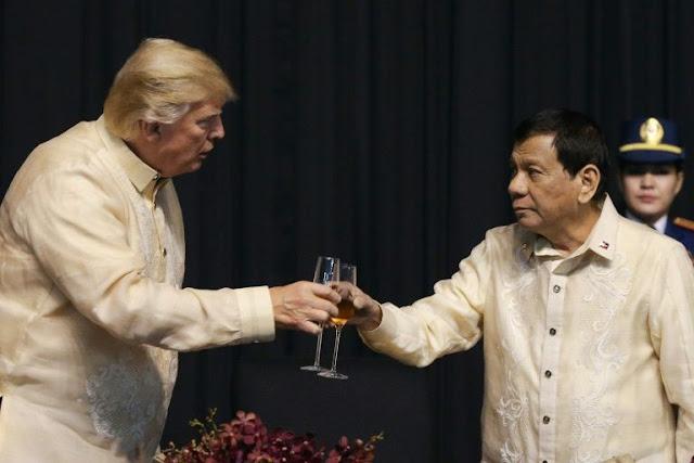 Donald Trump vai se encontrar com o presidente das Filipinas, Rodrigo Duterte, que se orgulha de estar travando uma guerra contra as drogas.