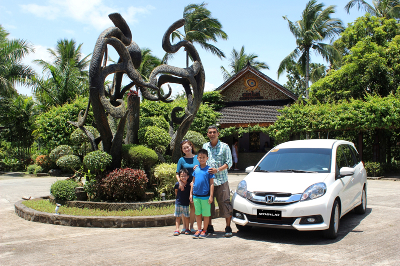 Honda Mobilio 7-Smiles Away Campaign Winner