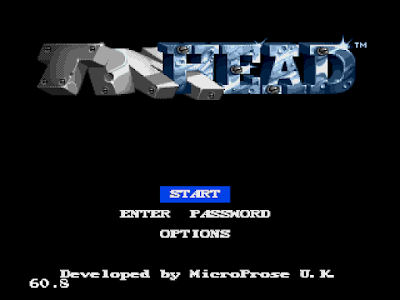 【MD】螞蟻騎士(Tinhead)原版+補血,生命、彈藥、隱身Hack版!