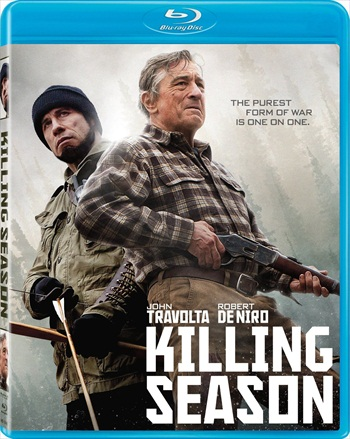 Killing Season 2013 Dual Audio Hindi 720p BluRay 750mb