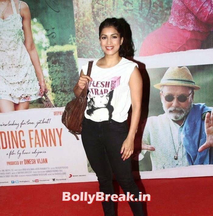 Pallavi Sharda, Kangna, Mughda, Kriti attend 'Finding Fanny' Special Screening