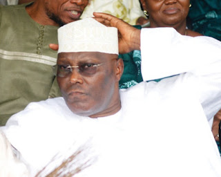 I WON'T RESPOND TO OBASANJO'S REMARKS SAYS ATIKU