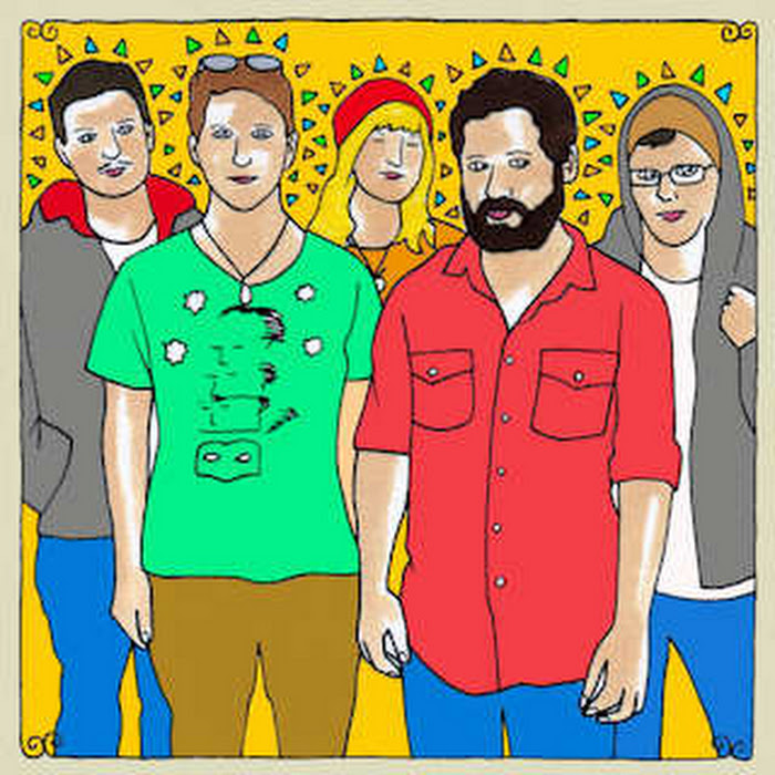 Land of Blood and Sunshine - Daytrotter Session