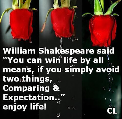 Famous Quotes About Life By Shakespeare