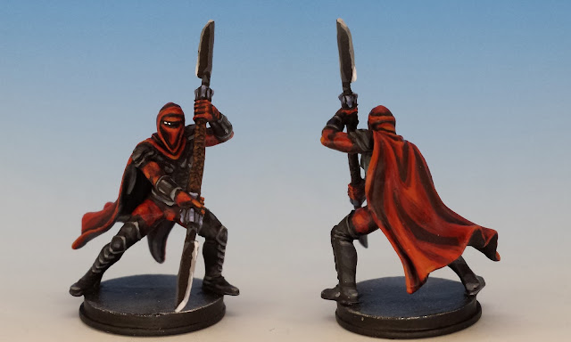 Royal Guard Champion, Imperial Assault FFG (2015, sculpted by Benjamin Maillet)