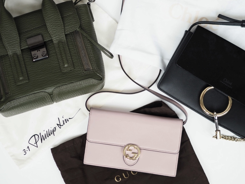 So Far This Year I Ve Bought Myself 3 Designer Bags Gucci Phillip Lim Chloe All Of Which Have Paid Less Than The Recommended Retail Price For