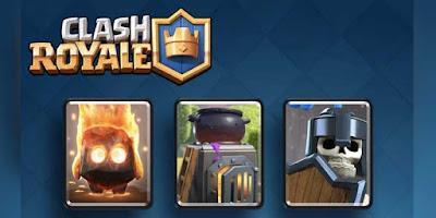 Update Kartu Terbaru Clash Royale