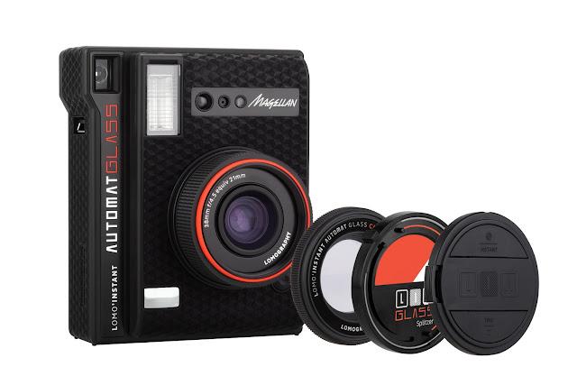 Фотоаппарат Lomo'Instant Automat Glass Magellan