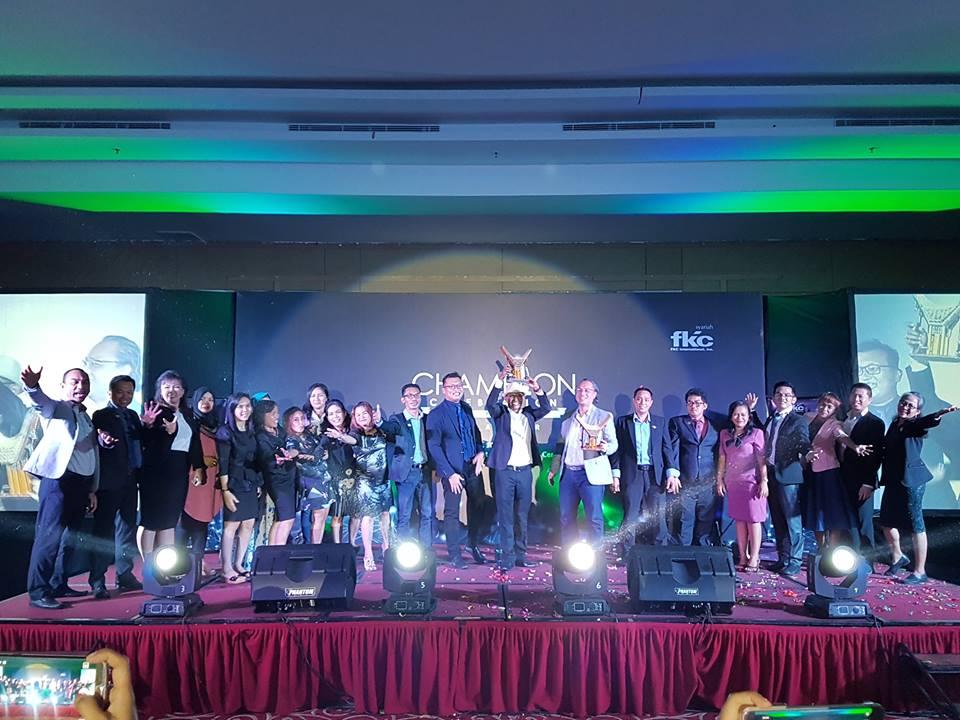 Bisnis Fkc Syariah - Champion Celebration Makasar