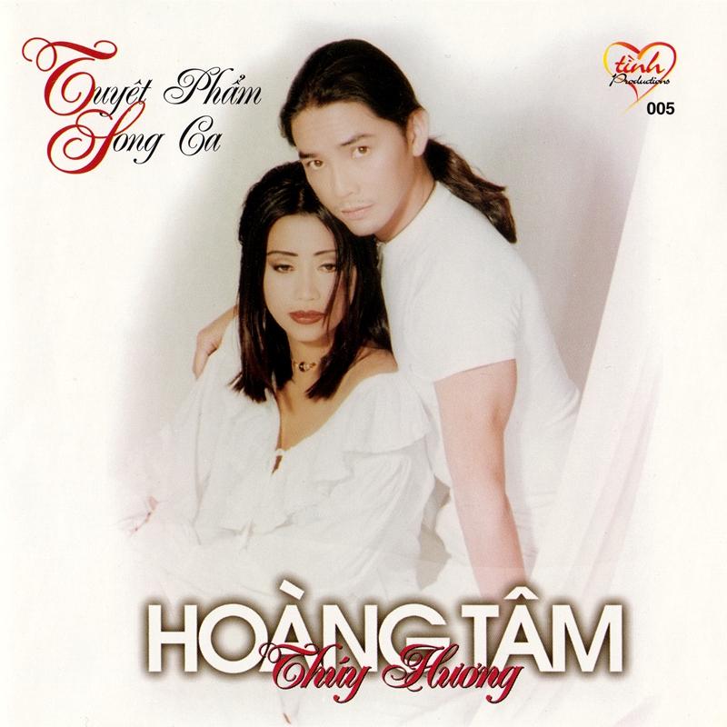 Tình Platinum CD005 - Hoàng Tâm, Thúy Hương - Tuyệt Phẩm Song Ca (NRG)