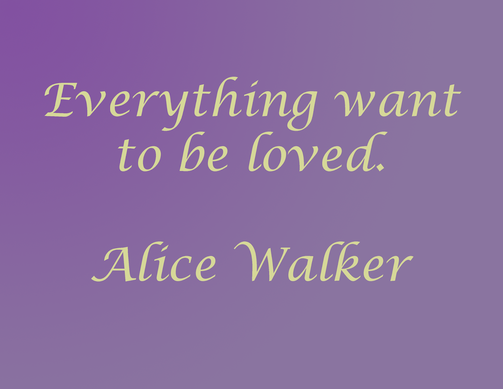 A Book to Read and Love: The Color Purple by Alice Walker