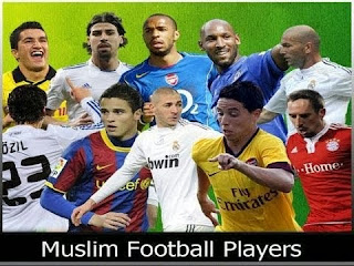 Hasil gambar untuk sepakbola islam