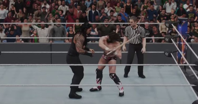 WWE 2K19 PC Game Download