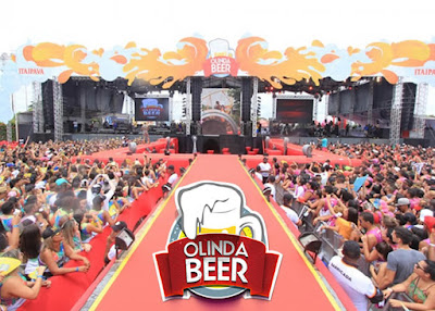 Olinda Beer: Confira as atrações e ingressos para  domingo 19-02-2017