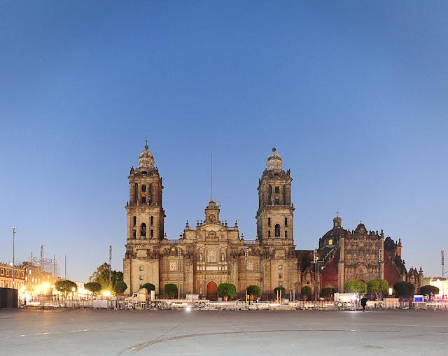 Katedrala v Mexico City