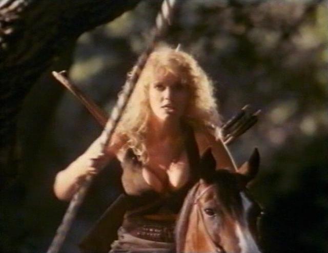Lana Clarkson als Prinzessin Amalthea