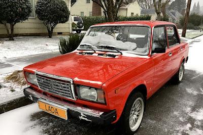 Lada Riva 2107