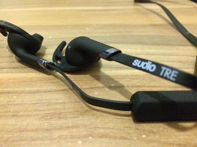 【開箱】瑞典時尚品牌sudio 最新型格Tre系列無線藍牙耳機