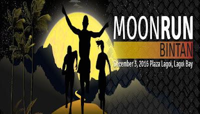 Bintan Moon Run 2016