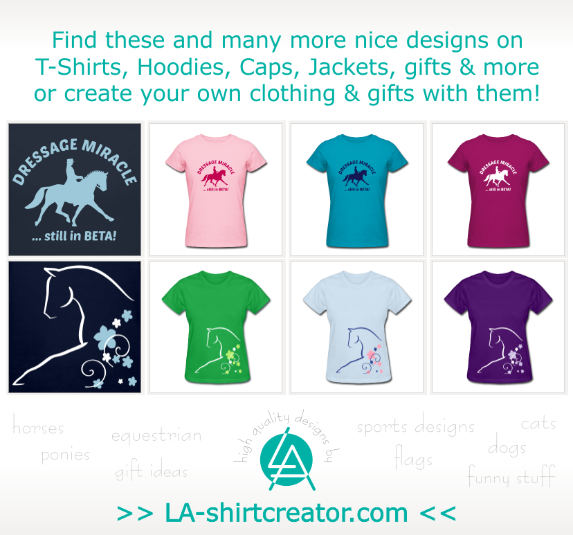 4fd7e1f3 again there are new horse shirts / riding shirts online at the  designerstuff shop. here are one two of the new designs: