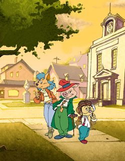 Serial Enigmele din Providence Sezonul 1 Dublat Episodul 1