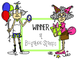 Bugaboo Stamps Catch the Bug Challenge Blog