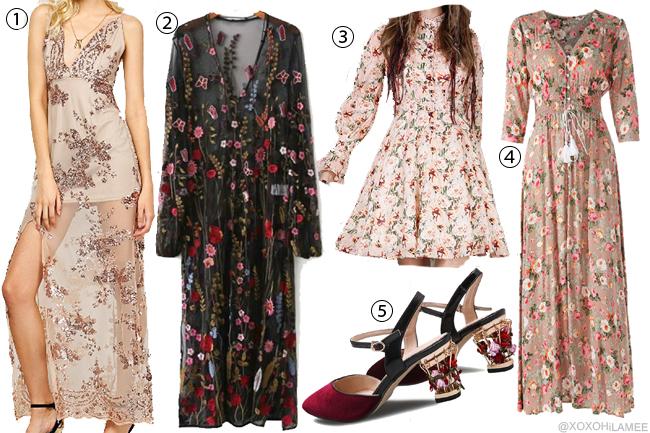 日本人ファッションブロガー,MizuhoK,ZAFULで春先にほしい物リスト、ウィッシュリスト、ワンピース、ドレス、サンダル、レザースカート、ボーダーセーター、刺繍ジーンズ、サテン風シャツ