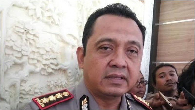 Kapolresta Denpasar Kombes Pol Hadi Purnomo