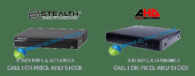 Katalog Harga DVR Terbaru 2018 Merek Stealth Dan AHD