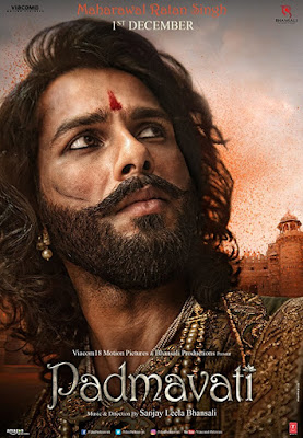 Padmaavat 2018 Hindi Full Movie 720p 1.2GB HDRip ESubs