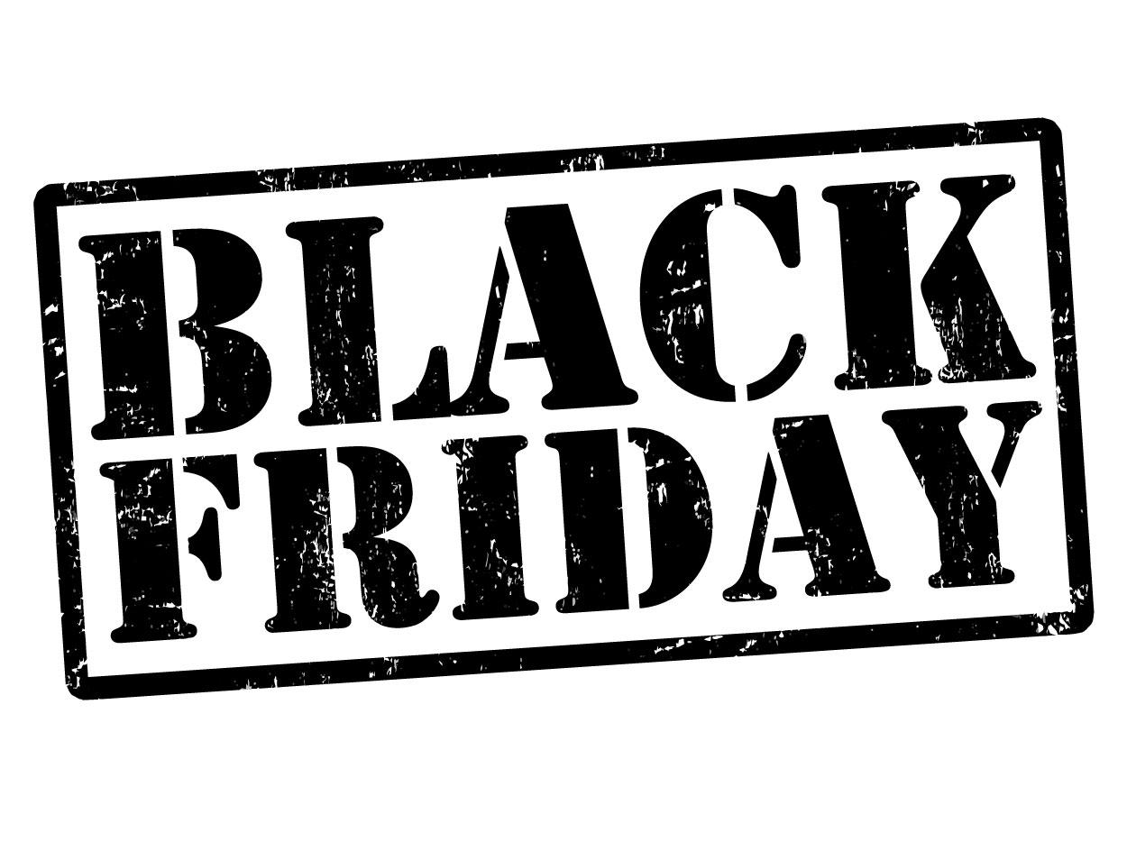 Shop online black friday