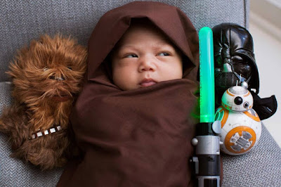 Max Zuckerberg The force is strong with this one.