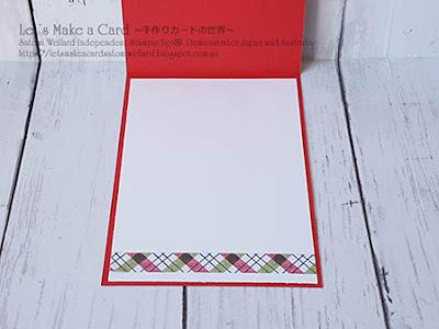 Stitched Seasons Dies and Blended Seasons Stamp Set Christmas Card Satomi Wellard-Independent Stampin'Up! Demonstrator in Japan and Australia, #su, #stampinup, #cardmaking, #papercrafting, #rubberstamping, #stampinuponlineorder, #craftonlinestore, # StitchedSeasonsDies  #BlendedSeasons #Christmascard #スタンピン #スタンピンアップ #スタンピンアップ公認デモンストレーター #ウェラード里美 #手作りカード #スタンプ #カードメーキング #ペーパークラフト #スクラップブッキング #ハンドメイド #オンラインクラス #スタンピンアップオンラインオーダー #スタンピンアップオンラインショップ   #動画 #フェイスブックライブワークショップ   #ブレンデッドシーズン #スティッチドシーズン #クリスマスカード