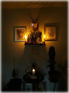 Altar della Strega