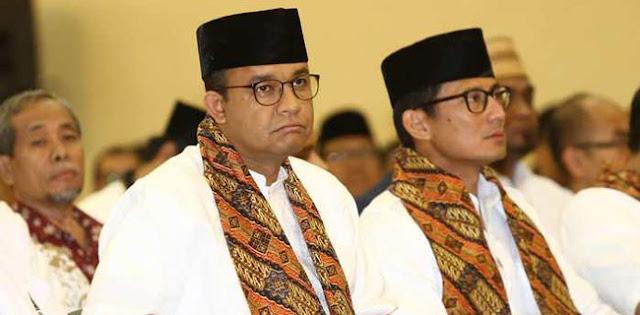 Sandiaga Uno Yakin Anies Baswedan tak akan ikuti Kesuksesan Jokowi di 2014