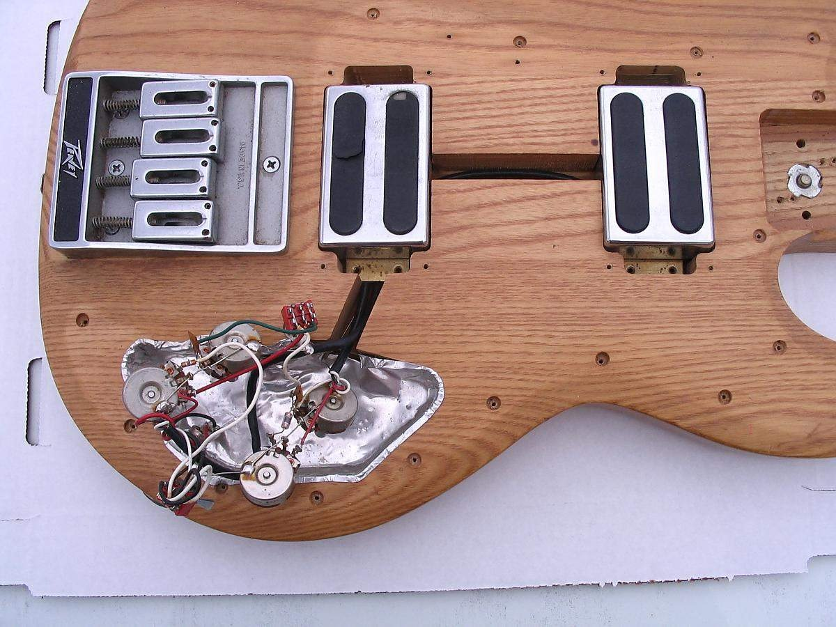 Peavey T 60 Wiring Diagram Thermostat Heater The Unique Guitar Blog And 40 Bass