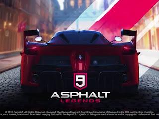 asphalt 9-legends