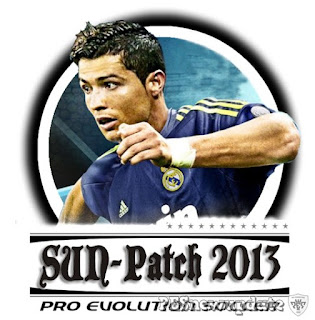 PES 2013 SUN Patch 2013 5.0 + Super Update MADP Editor 2015/2016