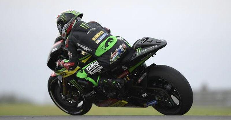 MotoGP: Rossi dan Vinales Bikin Zarco Terkesan