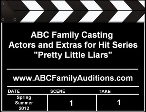 Pretty Little Liars Auditions Extras Casting