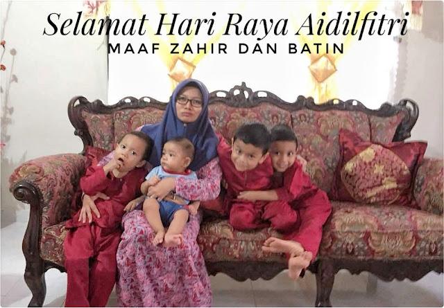 selamat hari raya malaysia