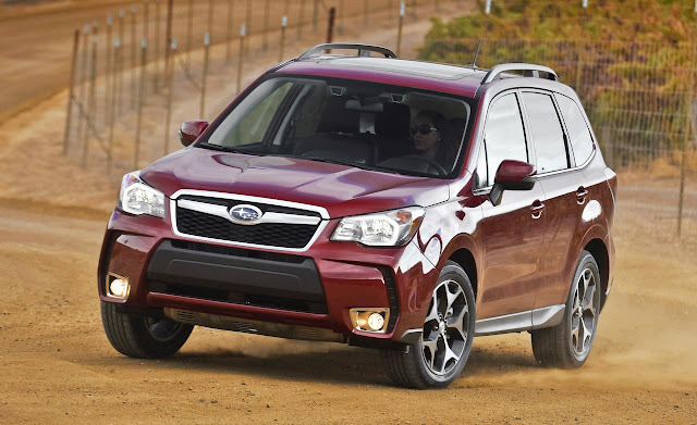 2014 Subaru Forester US Version