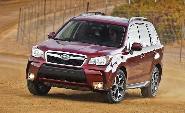 2014 Subaru Forester US Version