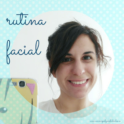 Rutina facial piel mixta sensible