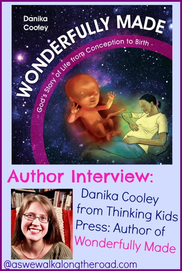 Author Interview with Danika Cooley