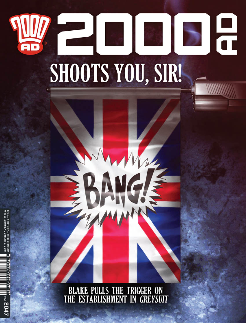 Preview: 2000AD Prog 2047