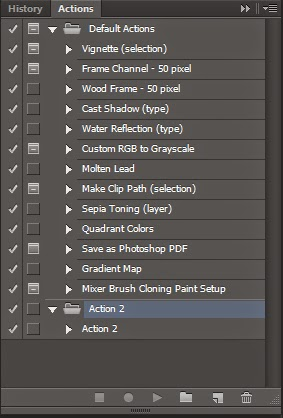 Nudi graphics: learn photoshop action scripts in 5 mints and.