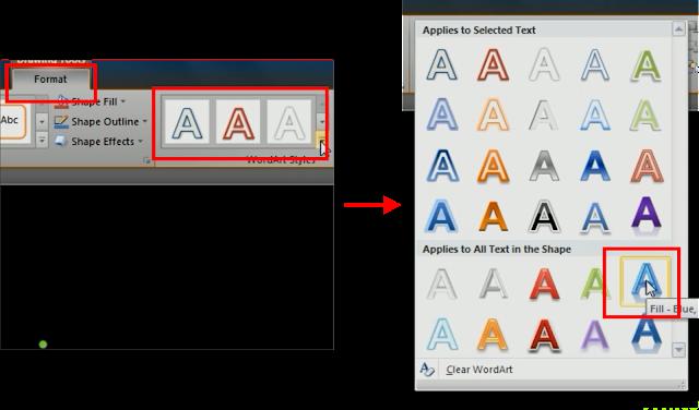Membuat Opening (Pembukaan) Slide Presentasi Power Point yang Menarik (Versi I)